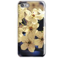 Topaz Blossoms iPhone Case/Skin