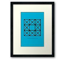 Design 69 Framed Print