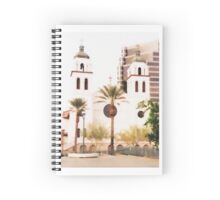 Urban Oasis Spiral Notebook