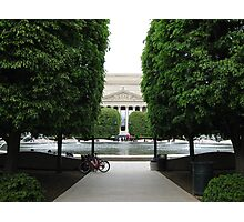 National Archives, Washington DC Photographic Print