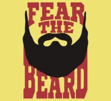 Fear the Beard by mrtdoank