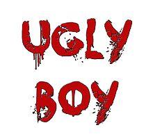 UGLY BOY by fuka-eri