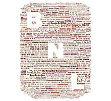 Barenaked Ladies - All the songs! Photographic Print