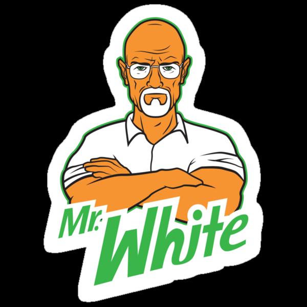 Mr. White by ToddWilhelm