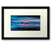A Sea of Desire  Framed Print