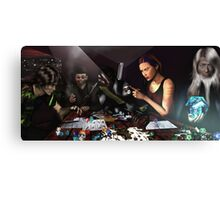 RPG Ezine Cover Illustration  Canvas Print