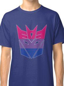Decepticon Pride [Bisexuality] Classic T-Shirt