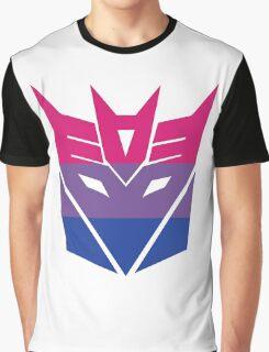 Decepticon Pride [Bisexuality] Graphic T-Shirt