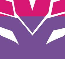 Decepticon Pride [Bisexuality] Sticker