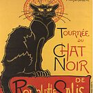 Soon, the Black Cat Tour by Rodolphe Salis by taiche