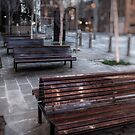 Benches by Mari  Wirta