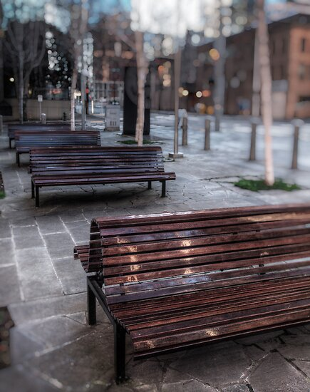 Benches by Mari  Wirta