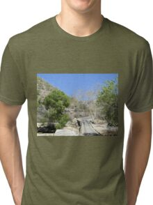 Sabino Canyon Road Tri-blend T-Shirt