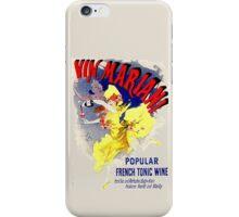 Vin Mariani iPhone Case/Skin