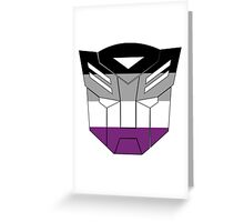 Autobot Pride [Asexual] Greeting Card