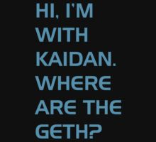 Where are the Geth? by fangeek