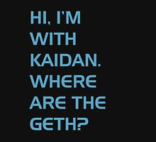 Where are the Geth? T-Shirt