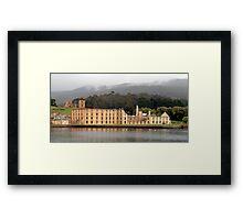 The Penitentiary, Port Arthur Framed Print