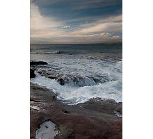 The Washing Machine - Red Bluff Beach - Kalbarri Photographic Print