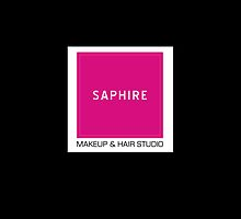 SAPHIRE MAKEUP & HAIR STUDIO iPhone\iPod by JohnyGeeThe2nd