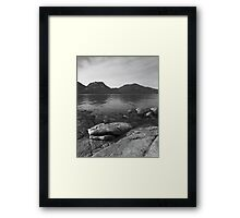 """To Dream is to Dream..."" ∞ Coles Bay, Tasmania - Australia Framed Print"