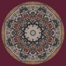 Mosaic Floor Tile by Kayleigh Walmsley