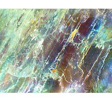 Rainbow Lightning Photographic Print
