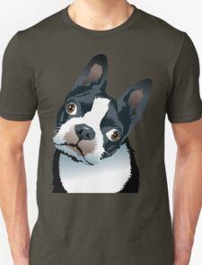 quizzical Bailey Unisex T-Shirt