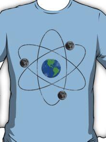 if earth had three moons... T-Shirt