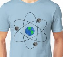 if earth had three moons... Unisex T-Shirt