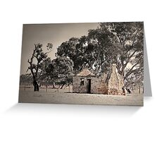Once upon a time, there lived..... Greeting Card