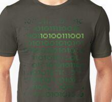 Deconstructed binary 1337 Unisex T-Shirt