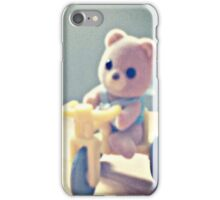 Sylvanian Baby Bear iPhone Case/Skin