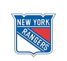 New York Rangers Photographic Print