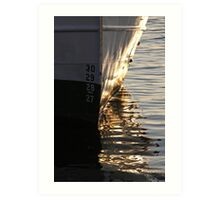 Reflections, Gothenburg Art Print