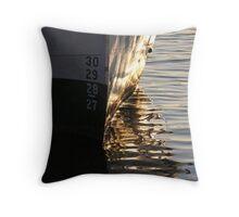 Reflections, Gothenburg Throw Pillow