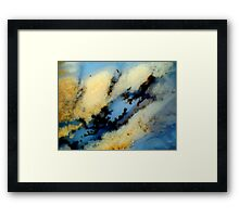 Atlantis Highway Framed Print