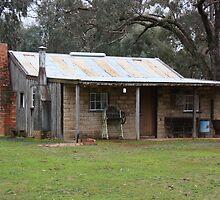 Hazelmans Cottage by Paul Birch