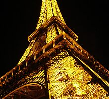 The eiffel tower by Nicklas81