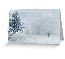 On efface leurs traces Greeting Card