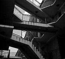 Stair Master by Scott Weeding