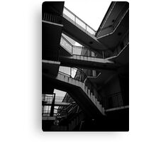 Stair Master Canvas Print