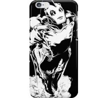 The Rocketeer - Black BG iPhone Case/Skin