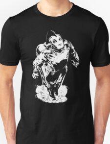 The Rocketeer - Black BG Unisex T-Shirt