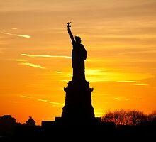 Statue of Liberty by MissMA