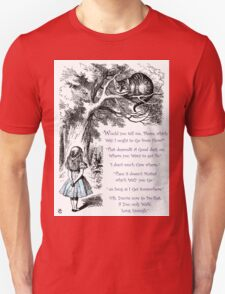 Cheshire Direction T-Shirt