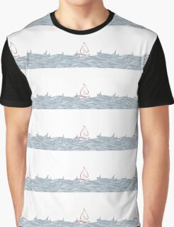 Some Where Beyond The Sea Graphic T-Shirt