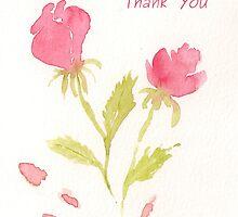 Rose Thanks by KeLu