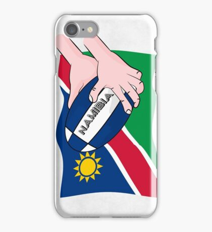 Rugby Namibia iPhone Case/Skin