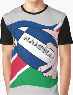 Rugby Namibia Graphic T-Shirt